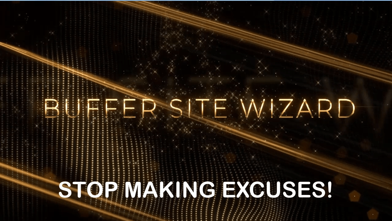 Buffer Site Wizard