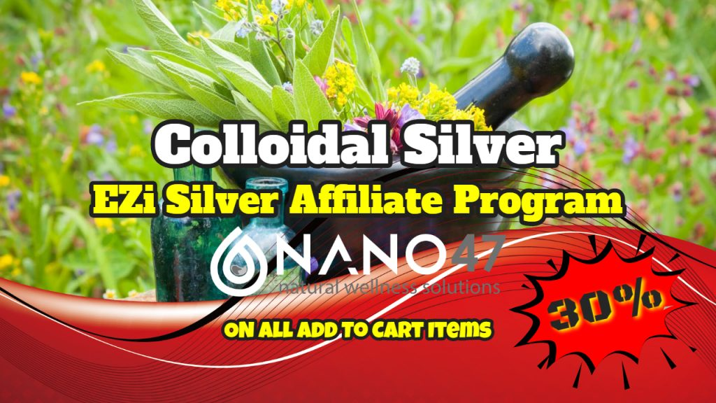 EZi Silver Affiliate Program – Affiliates Receive 30%